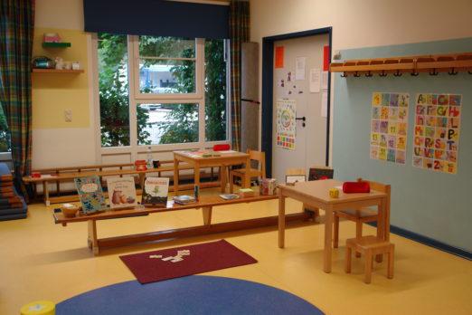 spiel kindergarten thema schule